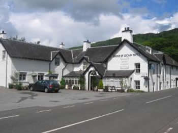 image of Bridge of Lochay Hotel